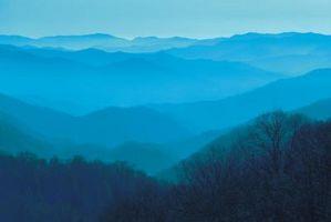Nationalpark Camping in Gatlinburg, Tennessee