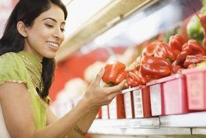Wie Sie hausgemachte geröstete Paprika beibehalten