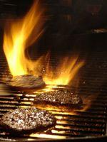 Gewusst wie: Hausgemachte Hamburger neu Grill