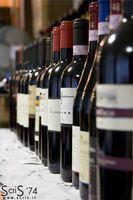 Die Geschichte des Wein-Etiketten