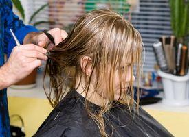 Haarschnitt-Styles für Damen langes Haar