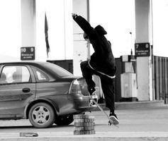 Wie man Spitze Schuhe Skater Style