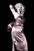 Wie kommt man Marilyn Monroes Haar