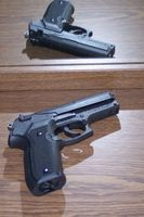 Ascorbinsäure-Gun, Reinigung