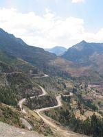 Zug-Stadtführung Peru