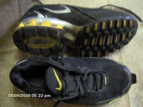 So reinigen Sie Nike Schuhe