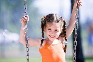 Frisuren für Kinder mit Herz geformt Gesichter