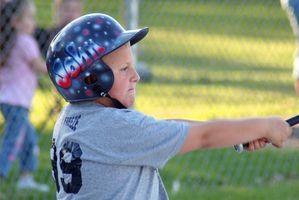 Baseball Bat Geschwindigkeit Bohrer
