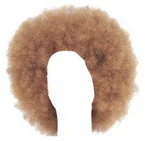 Erstellen Sie eine gefälschte Haaransatz auf eine regelmäßige Perücke