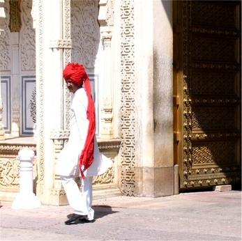 Ländlichen Indien Tourismus