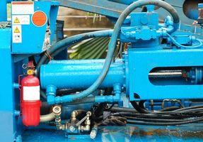 Installationsanweisungen für die hydraulische Lenkung für Boote