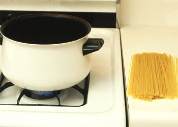 Wie man Nudeln kochen