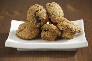 Wie Sie Weizen-Kleie-Muffins