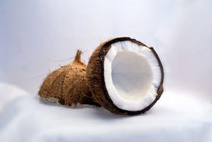 Wie man Schokolade Kokos-Füllung