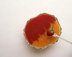 Gewusst wie: Pfeilwurz verwenden, um eine Fruchtsauce verdicken