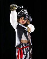 Sexy Piraten-Kostüm-Ideen für Mädchen