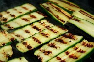 Gewusst wie: gekochte Zucchini Einfrieren