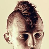 Retro-Punk-Frisuren