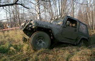 Jeep Off Road Clubs in Louisiana