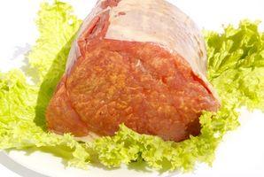 Wie Corned Beef zu rauchen