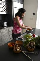 Kennzahlen festlegen zum Kochen für zwei Personen