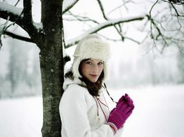 Wie Sie Maß für einer Frau Wintermantel