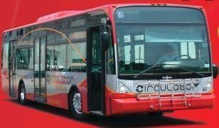 Verwenden Sie den Thermostat-Bus in Washington D.C.