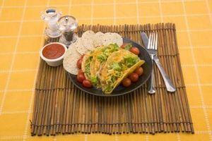 Materialien zu Tortillas