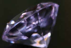 Wie leitfähige Diamanten getestet