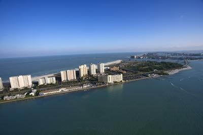 Hat der Golfküste Warmwasser?