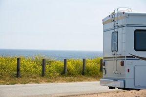 Gewusst wie: Spülen Sie den Frischwassertank auf Reisemobile