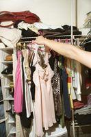 Wie man eine neue Garderobe von alten Kleidern
