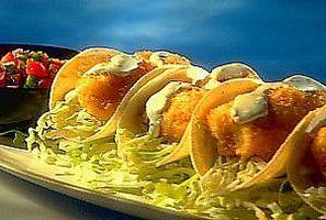 Wie man Fish Tacos