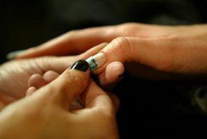 Acryl Fingernägel entfernen