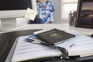 Wie man Ihren Pass zum Abenteuer