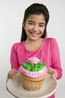 Wie ein Jumbo Cupcake-Pan ergänzt