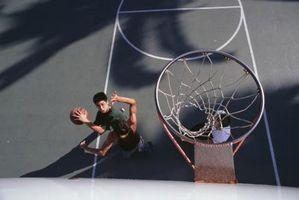 Gewusst wie: Zeichnen Basketballplätze