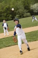 Wie Little League Baseball Signale zu lehren