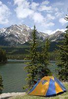 Zelt-Campingplätze in Alaska