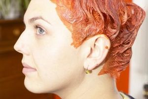 Wie man Color Touch-Haar-Produkte-Mix