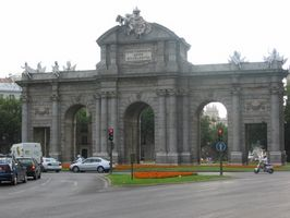 Englische Stadtführung Spanien