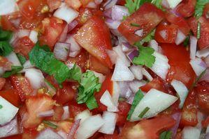 Fiesta-Lebensmittel für Spanisch-Klasse