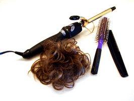 Frisuren für Menschen mit dünnen & geraden Haar