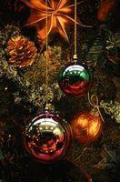 Gaststätten, die zu Weihnachten in Madison, New York