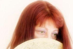 Henna mit graue färben haare Natürliche Pflanzen