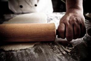 Wie kann ich den Teig Mehl mit nur haben alle Zweck Mehl machen?