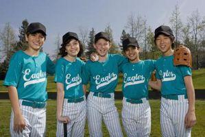 Die Geschichte des Baseball für Kids