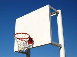 Wie installiere ich ein Basketball-Rückwand Spezifikationen