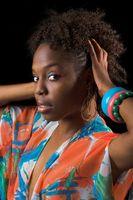 Haarpflege-Produkte für die schwarze Frau