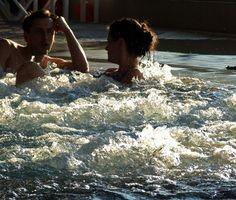 Hotels mit außen Whirlpools